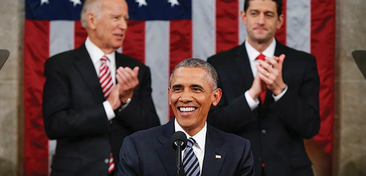 Obama offers vision in final State of the Union