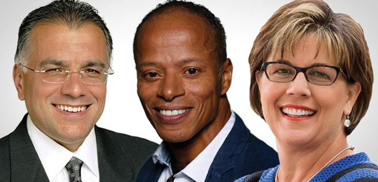 DePaul elects three members to its board of trustees