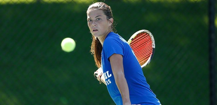 Women's tennis shoots for spotlight