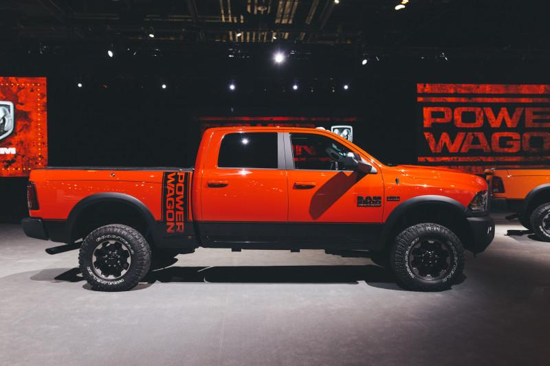The 2016 Chicago Auto Show celebrates its 108th year this year at the McCormick Place Convention Center. The annual show runs through Feb. 21, and showcases new cars for 2016. Some of the trends include trucks and SUVs, while other cars focus on being fuel efficient. (Photo by Josh Leff | The DePaulia)