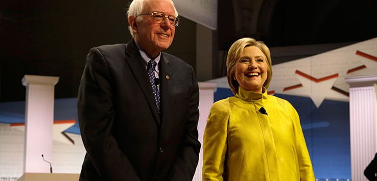 DePaul Democrats torn between Bernie or Hillary