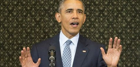 Obama pushes for collaboration in Springfield
