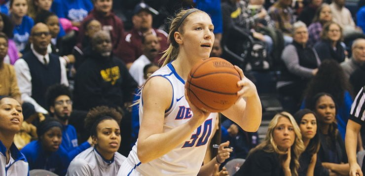 Women's basketball's 'big three' nominated for awards