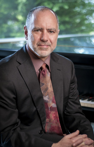 DePaul University has selected Dr. Ronald Caltabiano, an internationally recognized composer with more than 25 years of experience in higher education, as the next dean for the School of Music, effective July 1. (UCSF DMM/ Marco Sanchez)