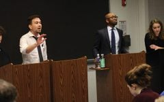 DePaul Republicans, Democrats and Socialists face-off in heated debate