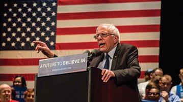 Despite optimism, Sanders fails to overcome Clinton