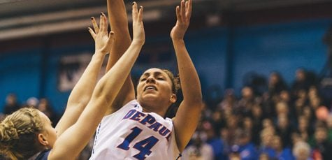 No. 18 DePaul routs Butler to advance in Big East tournament