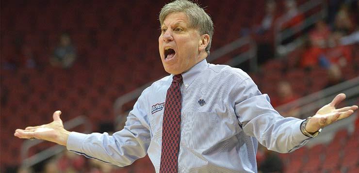 DePaul prepares for familiar foe in Louisville