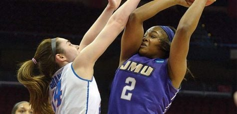 DePaul cruises past James Madison in the NCAA Tournament
