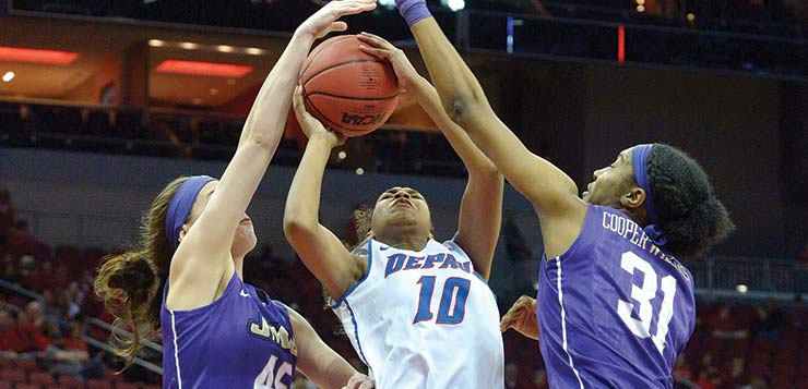 What DePaul must do to upset Louisville in the NCAA tournament