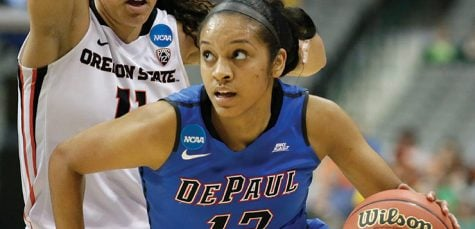 DePaul falls to Oregon State in the Sweet Sixteen