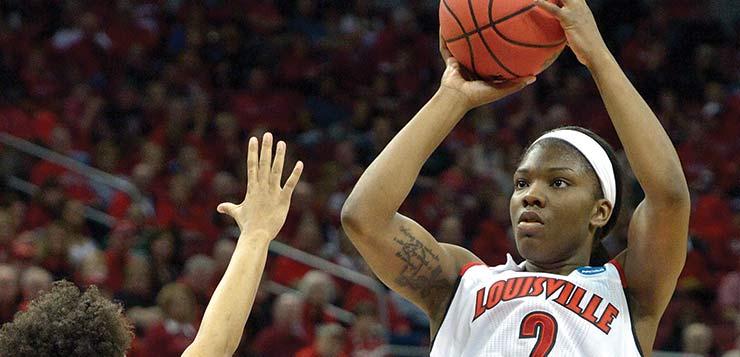 Louisville beats Central Arkansas, advances in NCAA Tournament