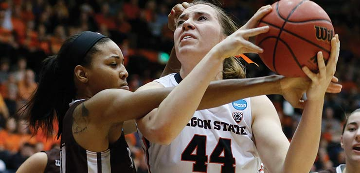 DePaul travels to Dallas to face Oregon State in Sweet Sixteen