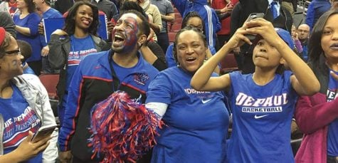For DePaul families, trip to Louisville worth it