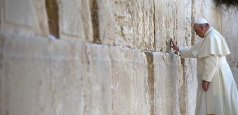 DePaul papal photography exhibition celebrates journeys to the Holy Land