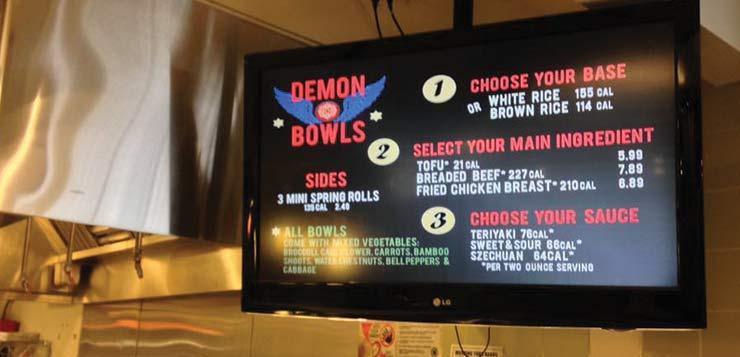 DePaul Dining Services brings back stir-fry, residents rejoice