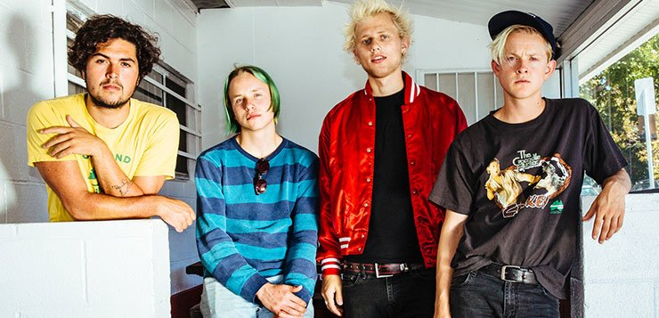 SWMRS talk new album, touring and the impact they have on their fans