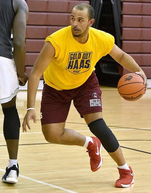 Levi Cook will be the fifth incoming member of DePaul's 2016-17 squad. (Brad David / The Register-Herald)