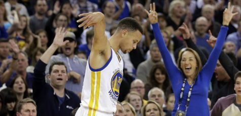 Steph Curry is leading a three-point revolution
