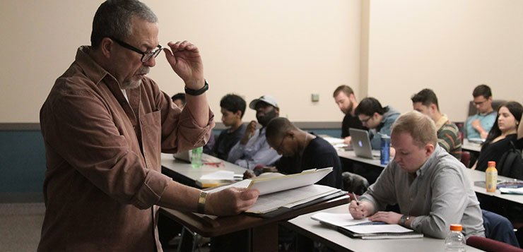 DePaul and unions clash over recent efforts to win adjunct loyalty