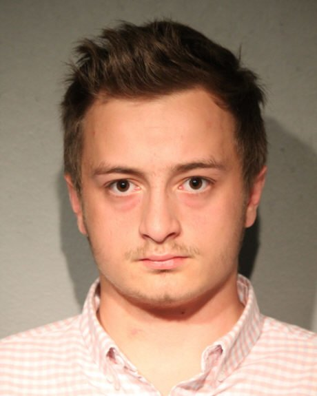 19-year-old DePaul student Dillon Barrett Rao was charged with burglary. (Photo courtesy of Chicago Police Department)