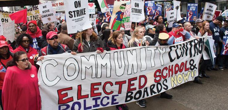 CTU strike highlights broader issues of inequality