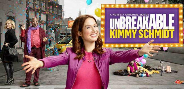 Kimmy Schmidt recap: Breaking up and rollerskating is hard to do