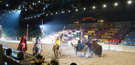 Medieval Times isn't just for kids