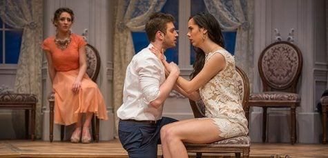 'The Misanthrope,' and its costumes, shine