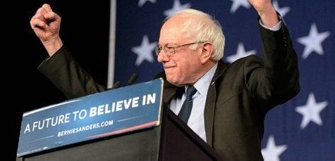 Dismissive media coverage belittles Sanders campaign