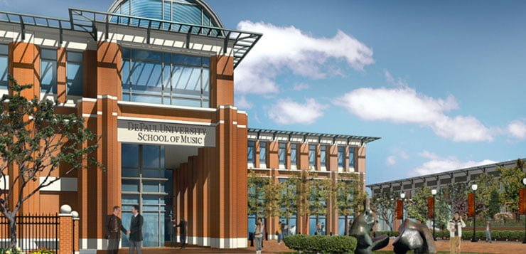 New music school named after outgoing president Fr. Holtschneider