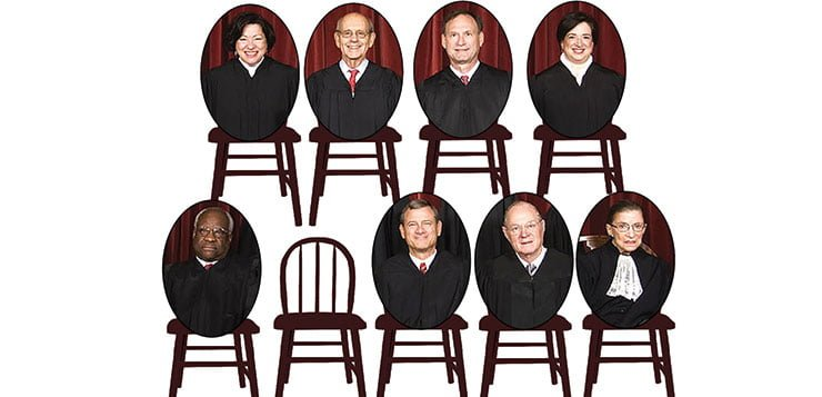 GOP should lead by example, vote on Supreme Court