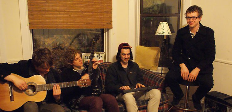 Chicago band The Symposium talk about their origins and rise in local scene