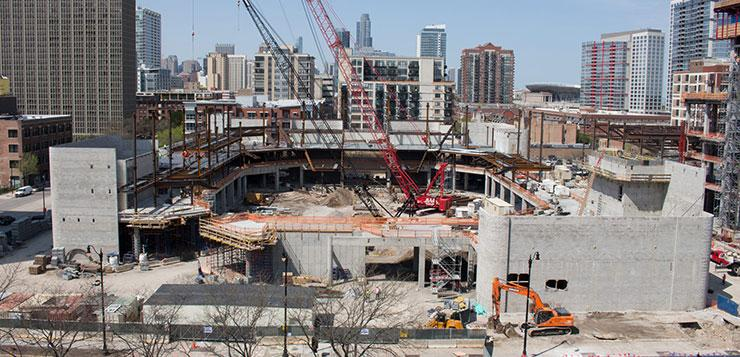 $82.5 million for new DePaul arena due next month