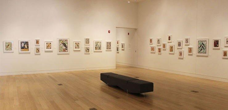 Art fans flock to 'The Secret Birds' at DePaul Art Museum