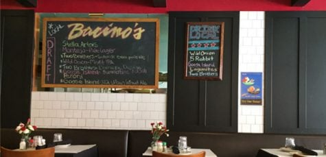 Bacino's serves Italian classics in warm, friendly setting in Lincoln Park
