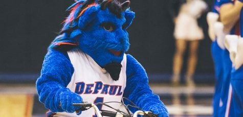 Behind the mask: How DIBS gets to be the mascot