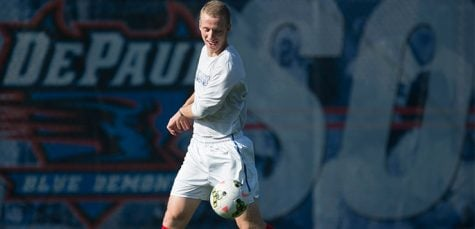 Men's soccer optimistic after spring matches