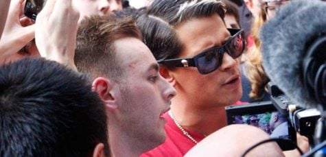 Yiannopoulos resigns from Breitbart amid controversy