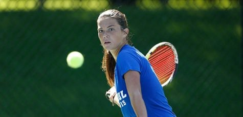 Women's tennis players to play in postseason tournament