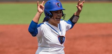 Softball reflects on outperforming expectations