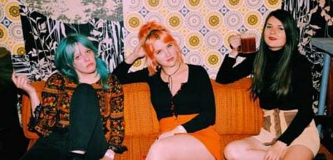 You're here for who? Bleached, Big D and the Kids Table, Tigers Jaw