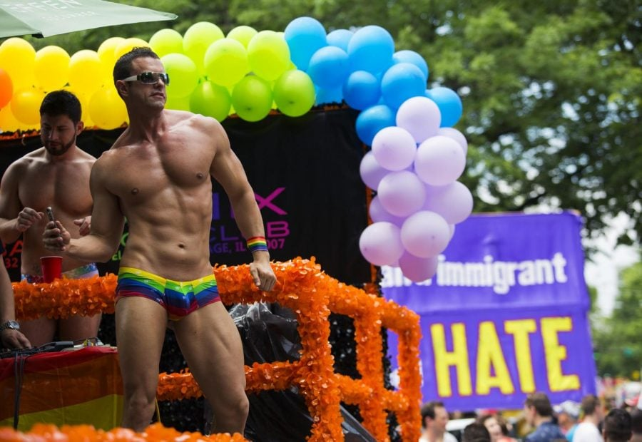 Chicago%27s+47th+annual+Pride+Parade+was+the+main+event+of+Pride+month.++