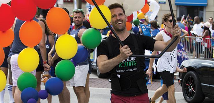 Photos: Chicago Gay Pride Parade 2016