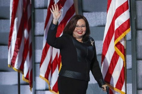 Duckworth hits Trump in DNC speech