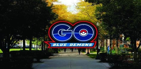 DePaul students 'catch em all' with Pokemon Go