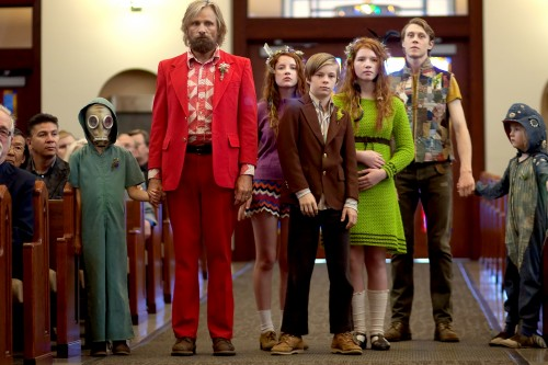 'Captain Fantastic' shows the heartfelt journey of a family living out of societal norms. (Tribune News Service)