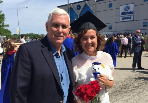 DePaul alum Charlotte Pence talks dad's election as VP