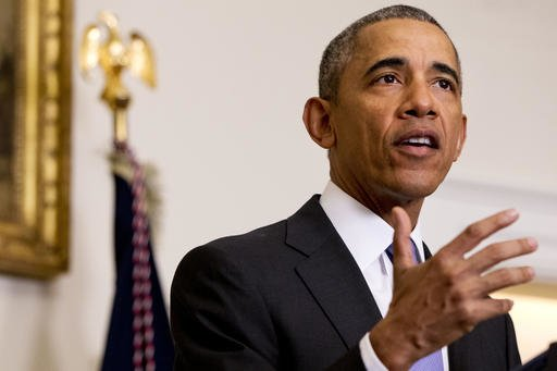 President Obama delivered remarks to a small room of guests on Women's Equality Day. Though acknowledgement of the holiday is a good step forward, more needs to be done in regards to equality between men and women. (AP Photo/Jacquelyn Martin, File)