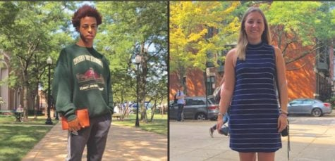 DePaul students choose personal style over trends